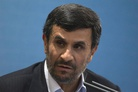 Mahmoud Ahmadinejad: does he want to become president again?