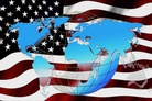 THE RISE OR FALL OF AMERICA'S WORLD HEGEMONY