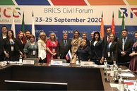 Development of human capital is the key goal of BRICS: the outcomes of BRICS Civil Forum 2020