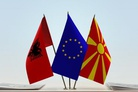 "Macedonia and Albania not allowed even in EU ""waiting room"""
