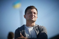 Zelensky dreaming of Ukraine NOW