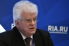 "Vladimir Chizhov: ""a policy of sanctions in the modern world is senseless and harmful"""