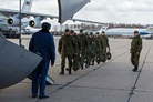 Russian army lends a helping hand to Italy