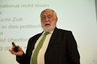 Political will is needed to foster multilateralism in Europe – Dr. Franz Fischler says